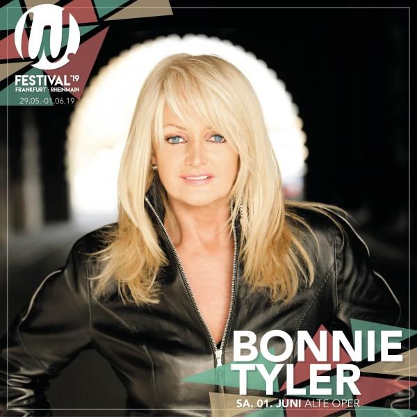 Bonnie Tyler Ankündigung