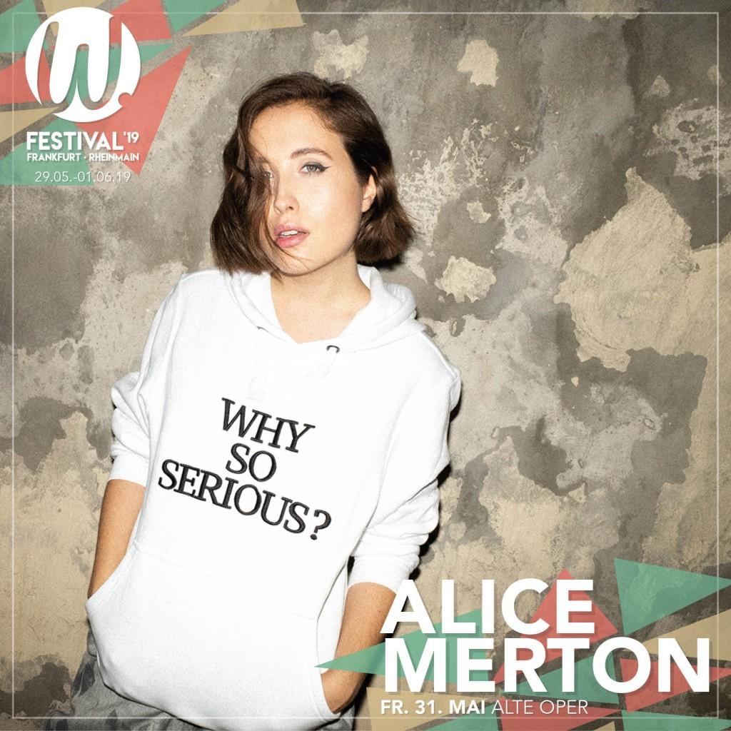 Alice Merton Ankündigung